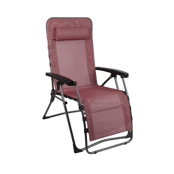 WESTFIELD Fauteuil Relax Lounger Salsa - Rouge