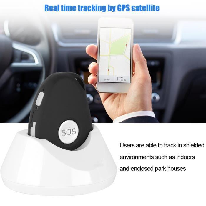 TK925 TKMARS Traceur GPS pour Enfant Chien Chat TK925 GPS Tracker Localiser pour Enfant Personne /Âg/ée,localisateur avec Application Gratuite