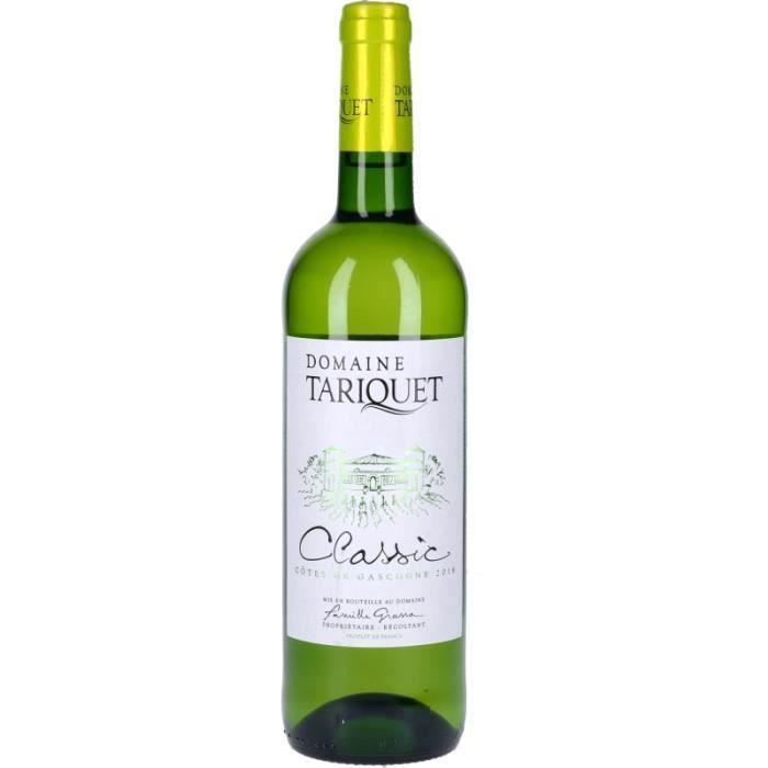 VIN BLANC Vin Blanc - Tariquet - Classic 2018 - Bouteille 75