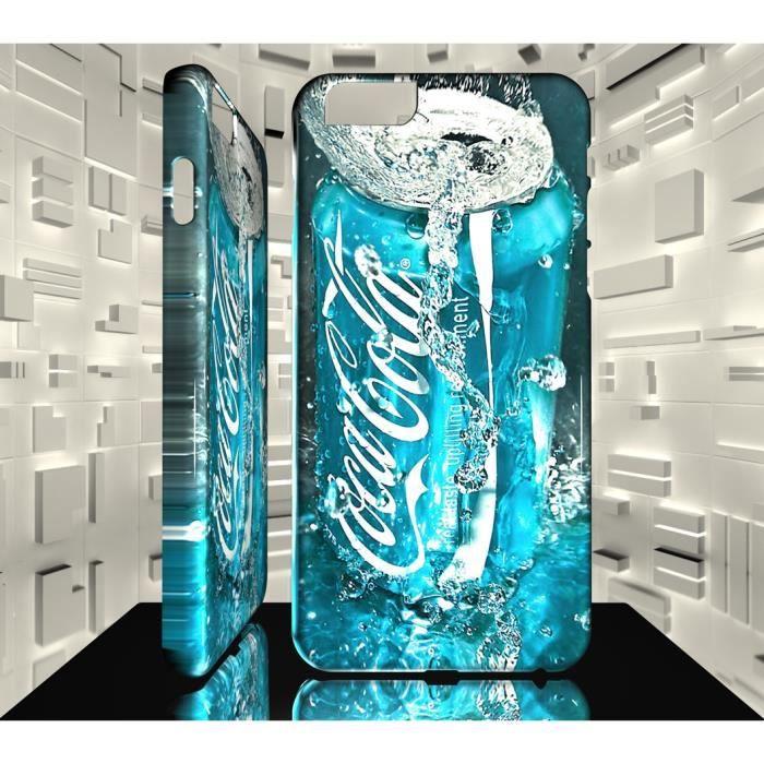 coque iphone 7 coca cola