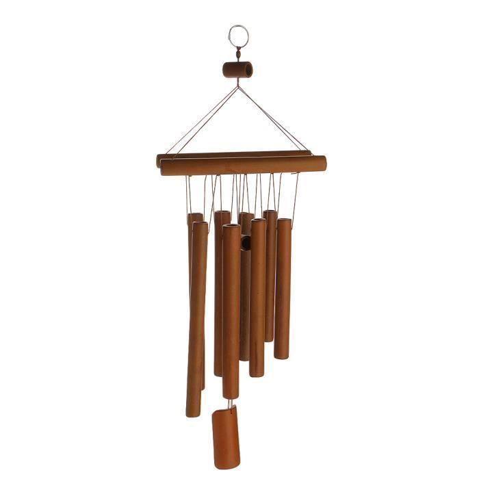 wahlweise in ca Bambus-Windspiel 25 cm oder ca 40 cm 12 Röhren