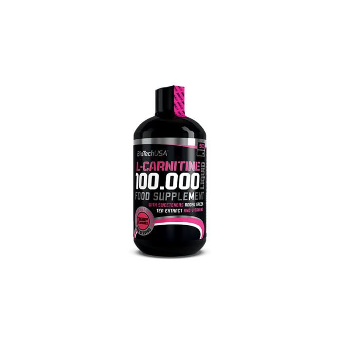 PRODUIT DE SÈCHE L-carnitine + chrone Liquide  500ml