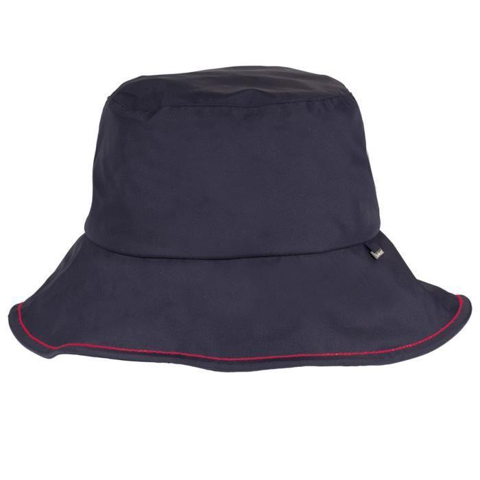 Taille Tu Isotoner Chapeau De Pluie Femme Gris//Fleurs Arty 01380