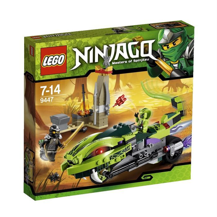 lego ninjago playth me la moto serpent de lasha achat vente assemblage construction cdiscount. Black Bedroom Furniture Sets. Home Design Ideas