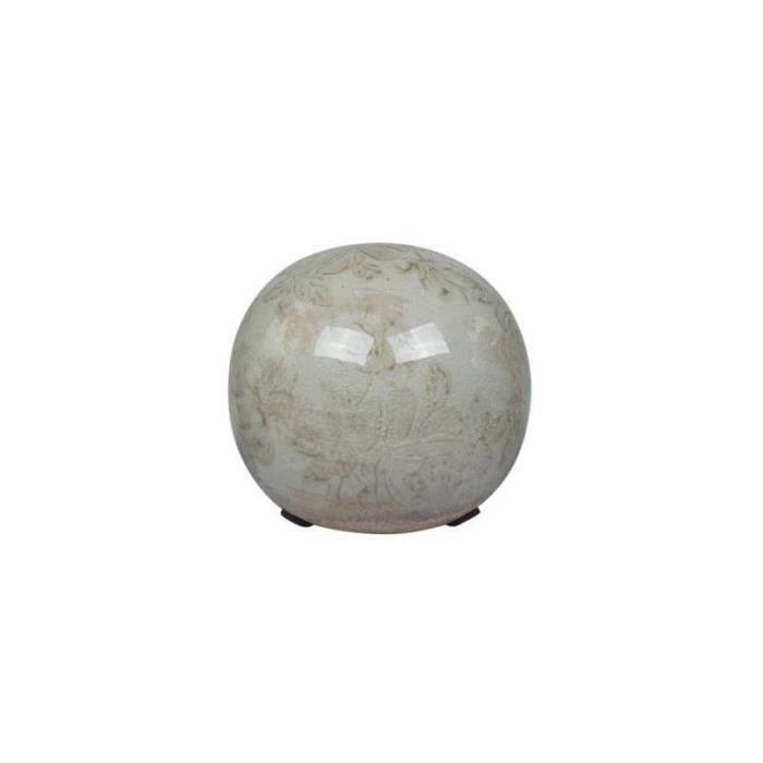 vintage lot  150 perle en céramique vert pomme brillante forme rectangle