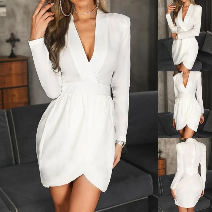 Robe femme Taille 60 62 64 66 68 70 grande taille robes soiree bout 103