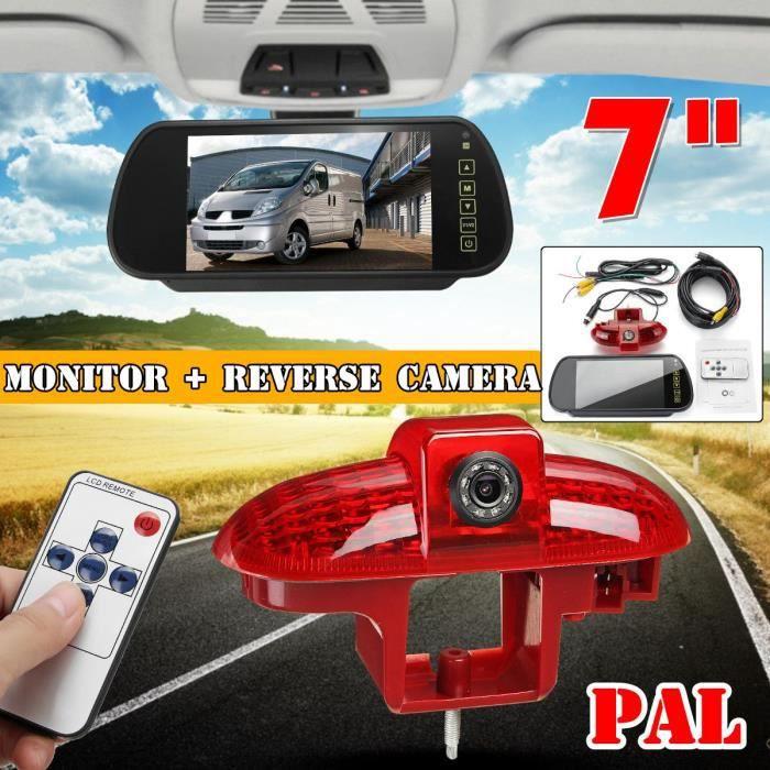 Auto Wayfeng WF/® HD CCD /Étanche Voiture Cam/éra de Voiture Inverser Sauvegarde Cam/éra de Recul Arri/ère Vue Arri/ère pour Alfa Romeo 156 159 166 147 Brera Spider 05