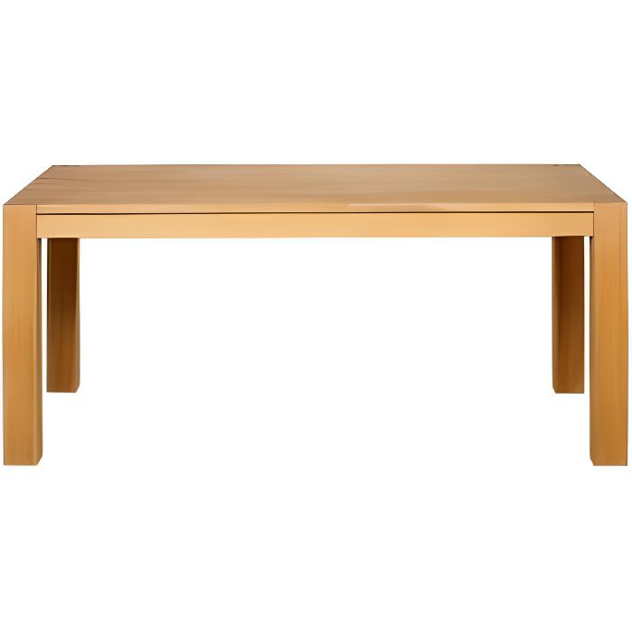 Table manger broceliande ii 6 couverts ch ne achat for Table a manger 12 couverts