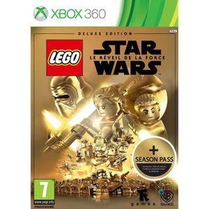 JEU XBOX 360 LEGO Star Wars : Le Réveil de la Force Edition Del