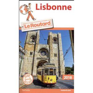 GUIDES MONDE Livre - GUIDE DU ROUTARD ; Lisbonne (édition 2018)
