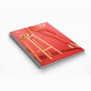 AGENDA - ORGANISEUR Beautélive , Carnet de rendez-vous 200 pages Carne