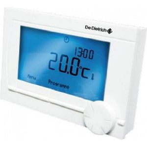 THERMOSTAT D'AMBIANCE Thermostat d'ambiance modulant DE DIETRICH AD 304