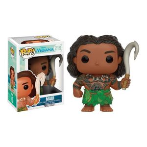 FIGURINE DE JEU Figurine Disney - Moana/Vaiana - Maui Weapon Strik