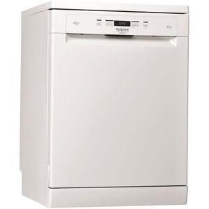 LAVE-VAISSELLE HOTPOINT- HFO3T222WG - lave vaisselle posable - 14