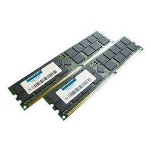 MÉMOIRE RAM Hypertec - Mémoire - 1 Go : 2 x 512 Mo - DIMM 184