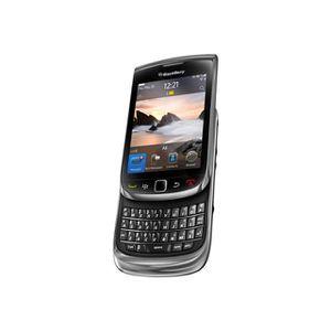 PIÈCE TÉLÉPHONE VITRE TACTILE BLANCHE BLACKBERRY TORCH 9800 - P…