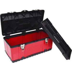 430x200x200 K KSTOOLS 999.0120 5 compartiments Caisse à outils métallique