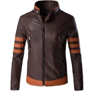 BLOUSON Shopee Cosplay X Hommes Wolverine James Logan Howl