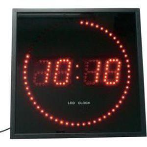 HORLOGE - PENDULE ORIUM - Horloge à LED radio-contrôlée