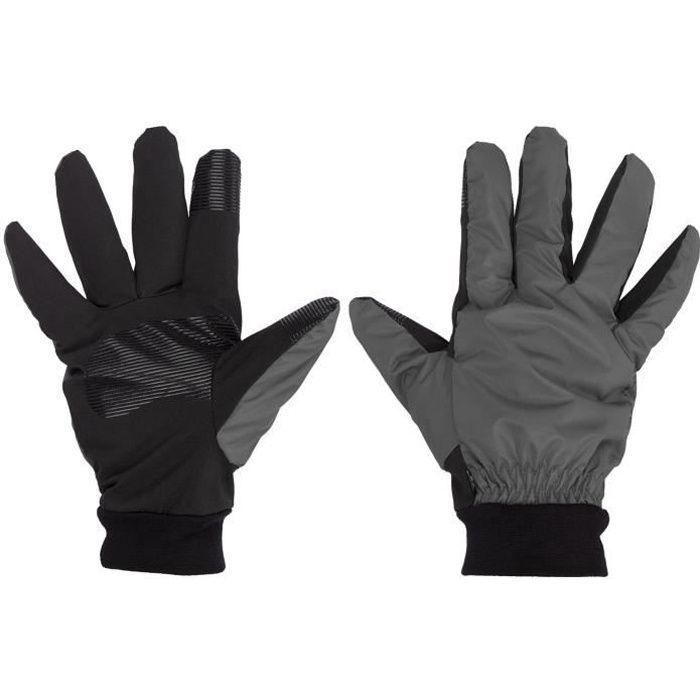 STARLING Gants de Ski Tactiles Yule - Adulte - Anthracite