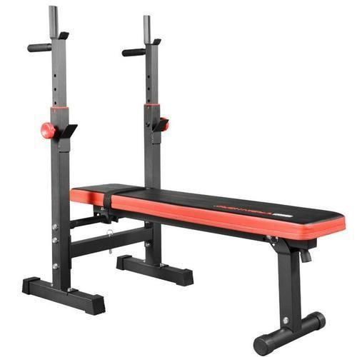 Banc de Musculation Banc d'entraînement 5 positions réglable abdominaux et dorsaux