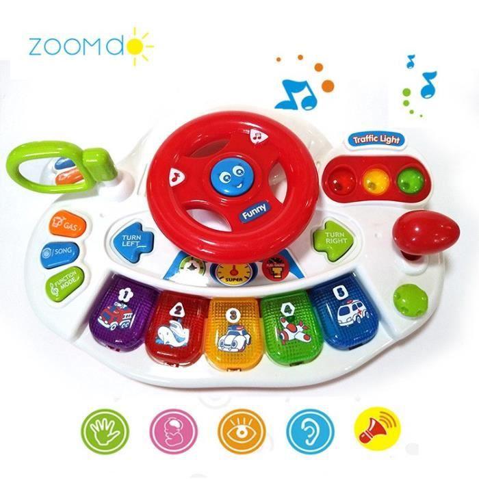 Jouet de jeu d'imagination pour interactif intelligence bébé jouet polyvalent Cadeau d'anniversaire de Noël adapté pour 5-24 mois
