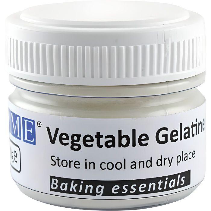 Gélifiant naturel d'origine végétale Pour gélifier de manière naturelle vos préparations, découvrez la gélatine végétale PME. En