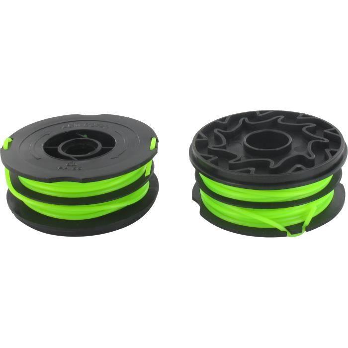Bobineau adaptable pour coupe bordure BLACK & DECKER modèles Grass Hog GH1000, GH1100