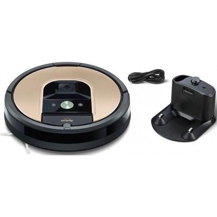 Aspirateur robot Roomba serie 9