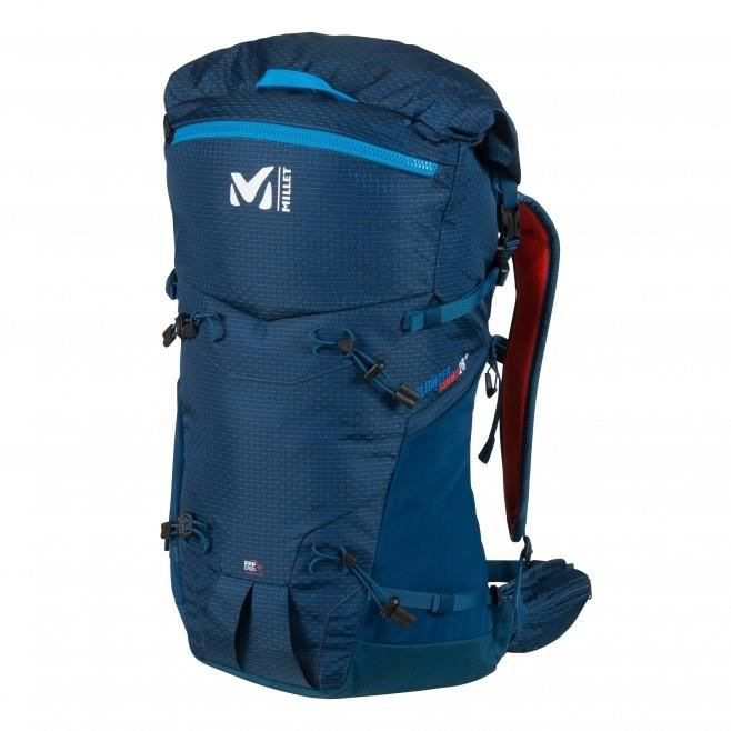 Sac à Dos Millet Prolighter Summit 28 Poseidon aille unique Bleu