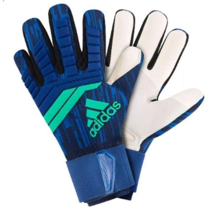 Predator Pro Gants de gardien bleu Adidas