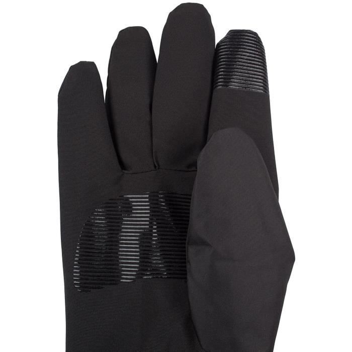 STARLING Gants de Ski Tactiles Yule - Adulte - Noir