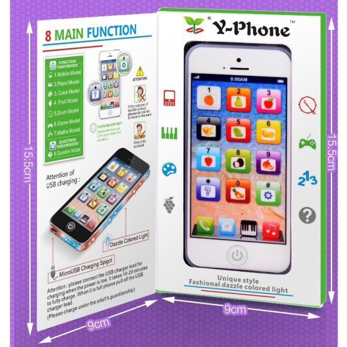 Jouets pour téléphones portables pour enfants