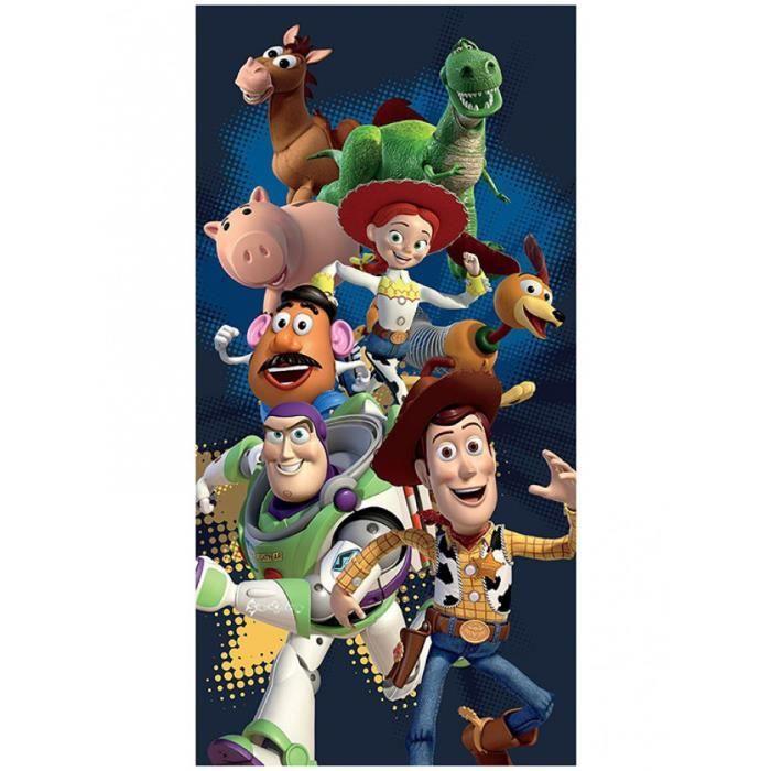 Toy Story serviette de plage