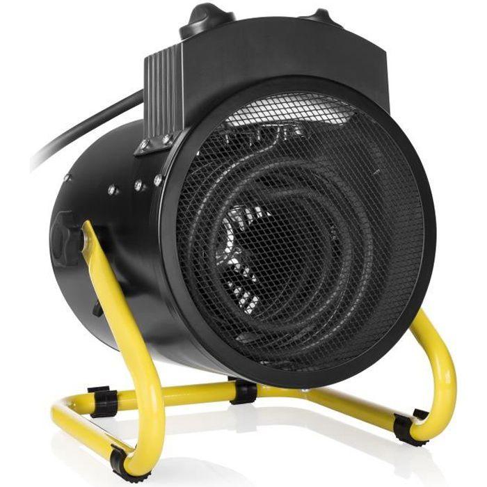 TRISTAR Chauffage électrique soufflant 3000 W