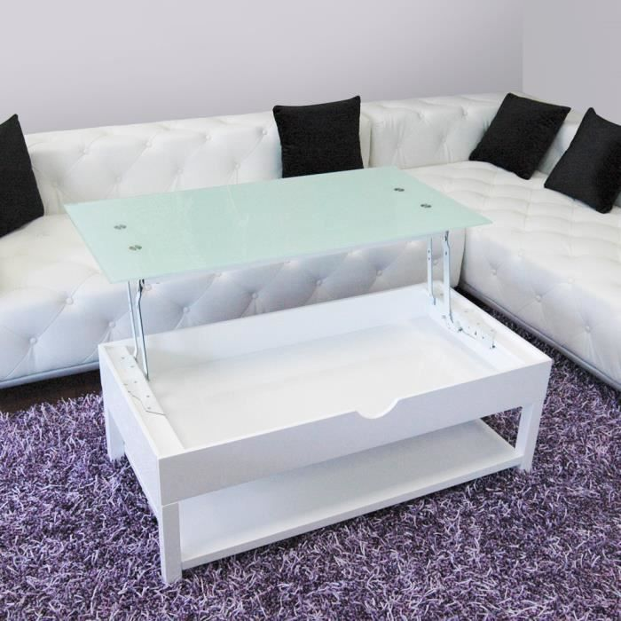Table basse fly images - Table basse relevable cdiscount ...