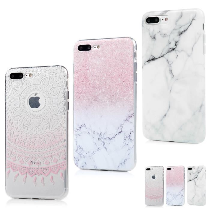 coque iphone 8 transparent souple