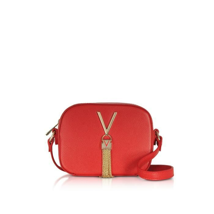 a853387086275 BESACE - SAC REPORTER VALENTINO BY MARIO VALENTINO FEMME VBS1R409GRED RO.  Taille unique Rouge SAC PORTÉ ÉPAULE ...