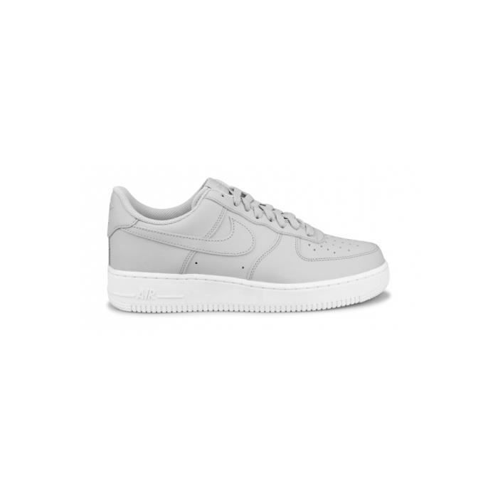 nike air force 1 gris loup