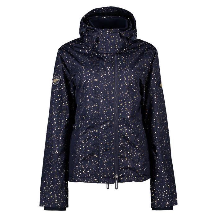 BLOUSON Vêtements femme Vestes Superdry Arctic Hoodie Prin