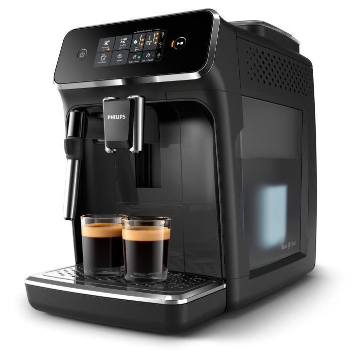COMBINÉ EXPRESSO CAFETIÈRE PHILIPS EP2221/40 Machine Espresso Automatique Ser