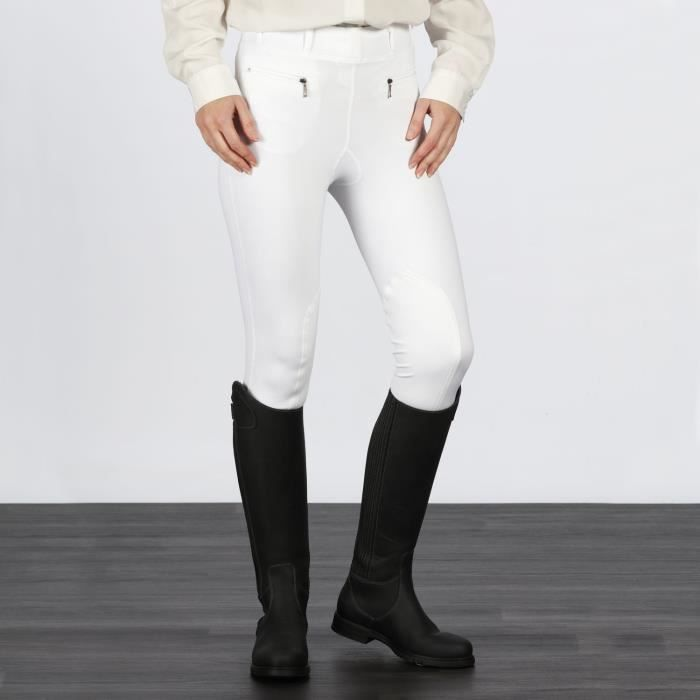 Derby House Pro Riding Tights with Zips Leggings