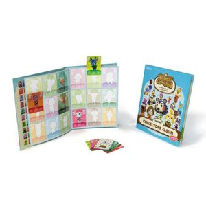 CARTE DE JEU Album Amiibo Animal Crossing Série 3 Collector + 3