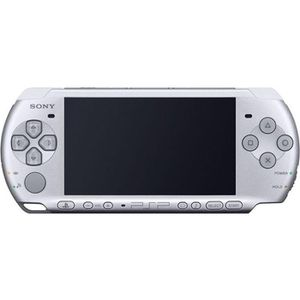 CONSOLE PSP CONSOLE SONY BASE PACK PSP 3000 SILVER