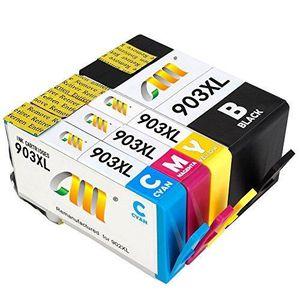 CARTOUCHE IMPRIMANTE CMCMCM Remanufacturé HP 903XL 903 XL Cartouche d'e