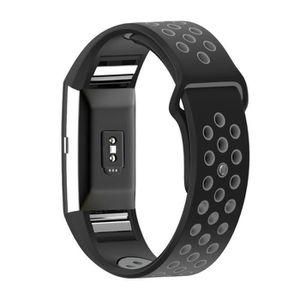 BRACELET DE MONTRE Pour des hommes bracelet de montre Fitbit Charge 2