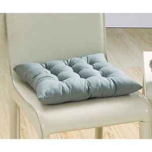 COUSSIN DE CHAISE  1*Galettes de chaise/ coussin de chaise à assise m