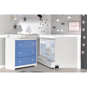 chambre bebe evolutive complete achat vente chambre. Black Bedroom Furniture Sets. Home Design Ideas