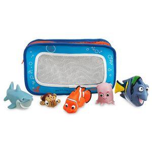 Bébé garçons filles enfants tout-petits poisson clown Nemo Swimwear Bathing maillot de bain une pièce