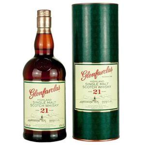 WHISKY BOURBON SCOTCH GLENFARCLAS HIGHLAND SINGLE MALT SCOTCH WHISKY SCO